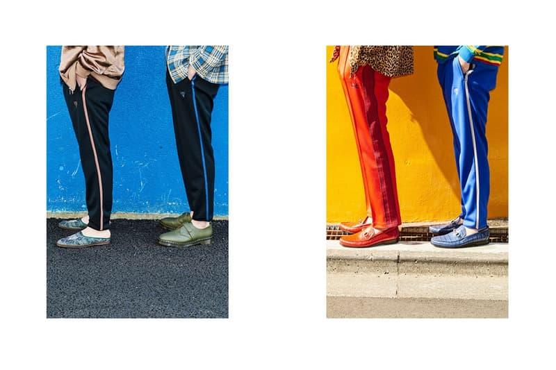 네펜시스 2018 봄 여름 캠페인 엔지니어드 가먼츠 사우스2 웨스트8 러프 앤 텀블 니들스 nepenthes spring summer editorial engineered garments south2 west8 rough and tumble needles