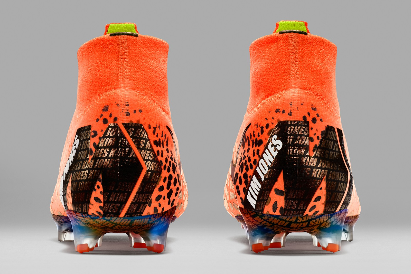 버질 아블로 킴 존스 나이키 머큐리얼 360 축구화 2018 virgil abloh kim jones nike mercurial 360 football boots