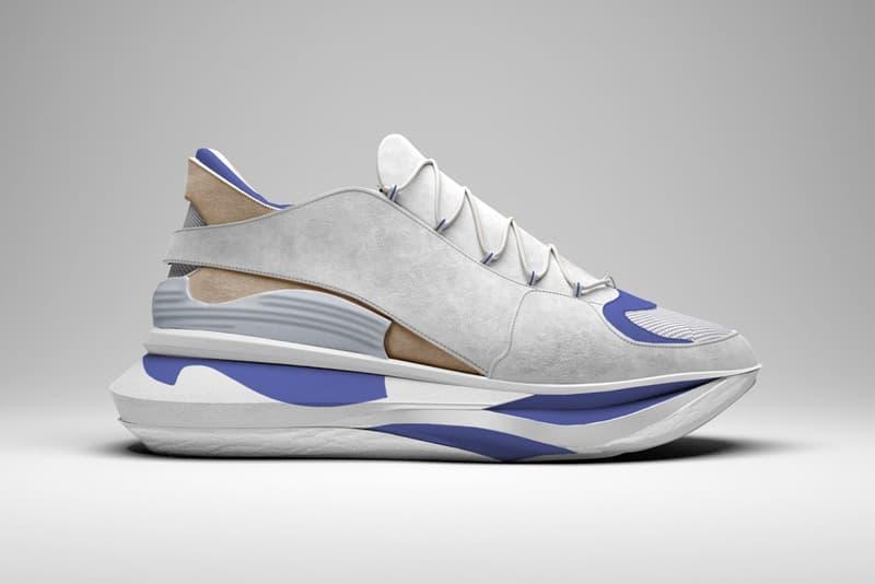청키 스니커 디자이너 디자인 콘셉트 아빠 운동화 2018 chunky sneakers future design concepts romain cam stewart cherif khaldi chris frangoulis