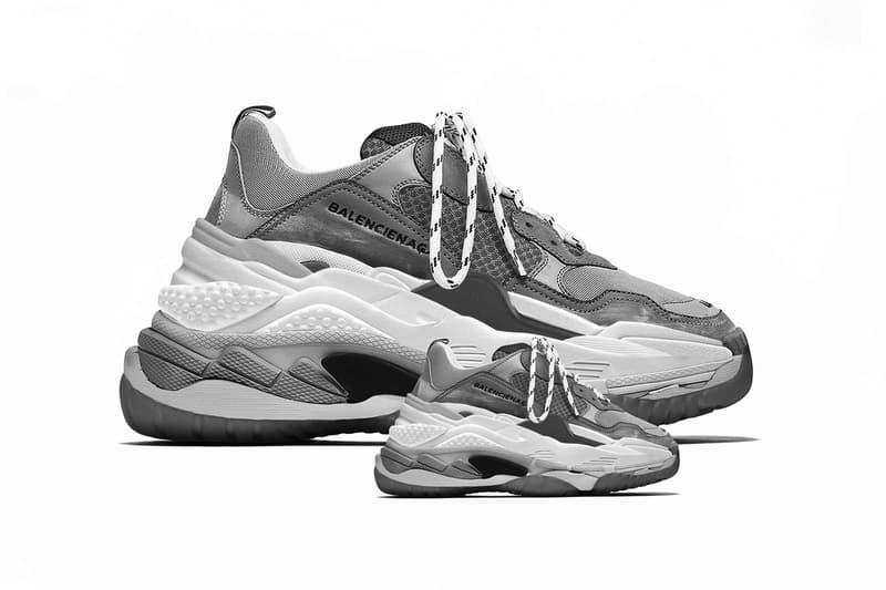 발렌시아가 슈퍼-S 청키 스니커 2018 balenciaga super-s chunky sneakers