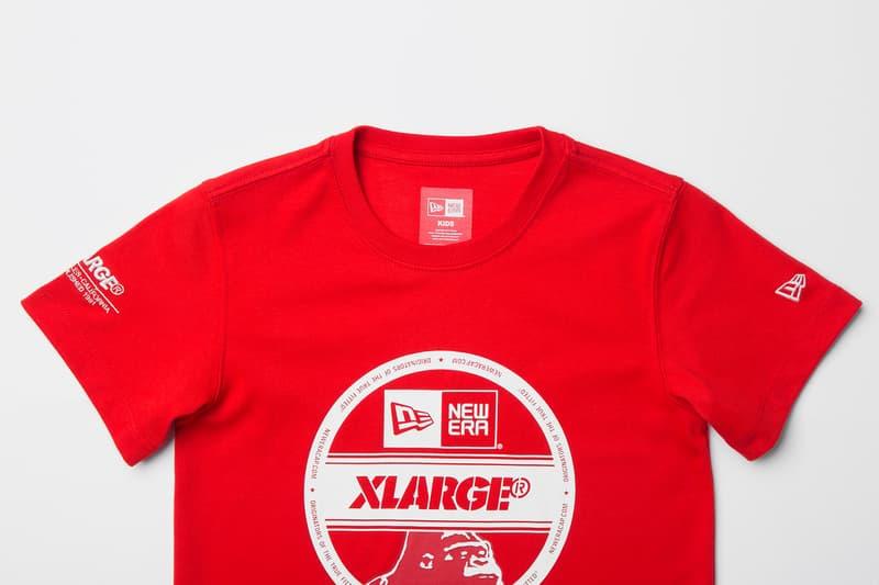뉴에라 x 엑스라지 x LA 다저스 협업 컬렉션 new era x large la dodgers collaboration 2018