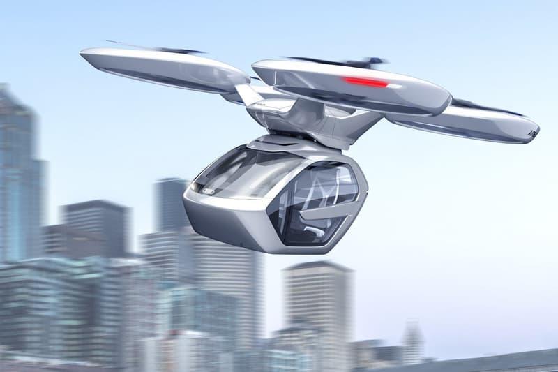 아우디, 항공 기업 에어버스와 손잡고 하늘을 나는 플라잉 택시 개발
