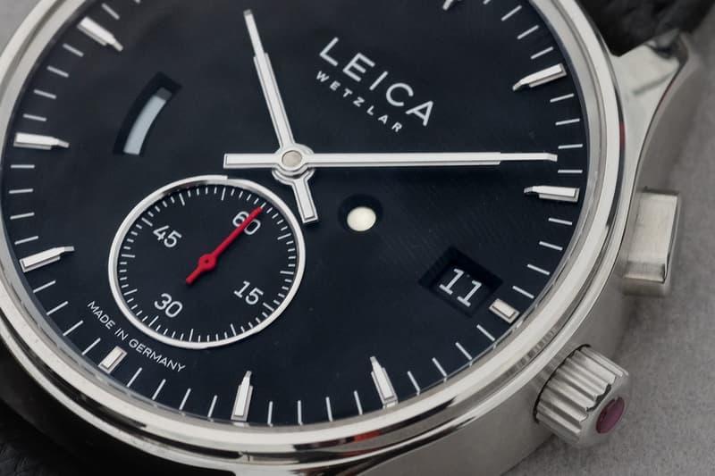 라이카 메커니컬 기계식 손목 시계 L1 L2 2018