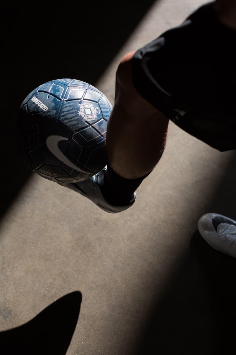 나이키 언디피티드 월드컵 협업