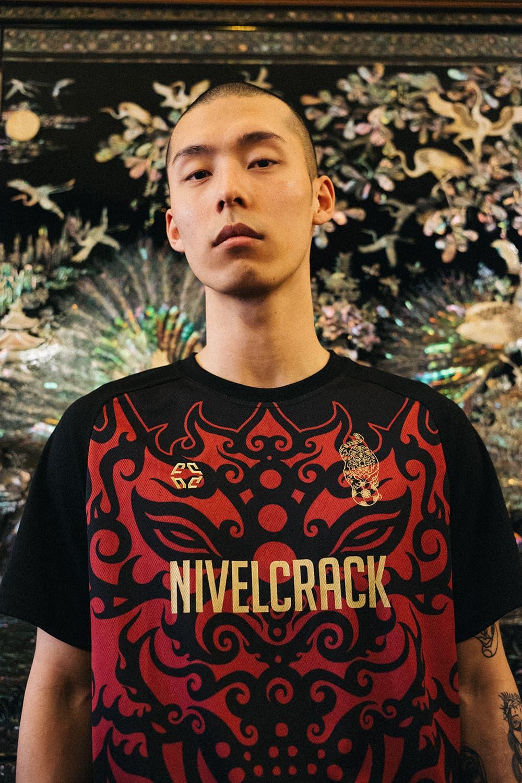 니벨크랙 '붉은 악마' 축구 저지 컬렉션 nivelcrack red devils jodae collection 2018