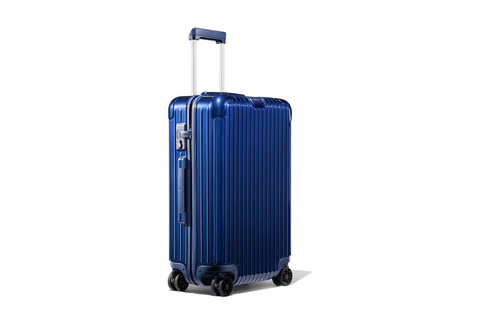 오프 화이트 버질 아블로 리모와 투명 트렁크 캐리어 러기지 슈트케이스 2018 off white virgil abloh rimowa transparent polycarbonate suitcase