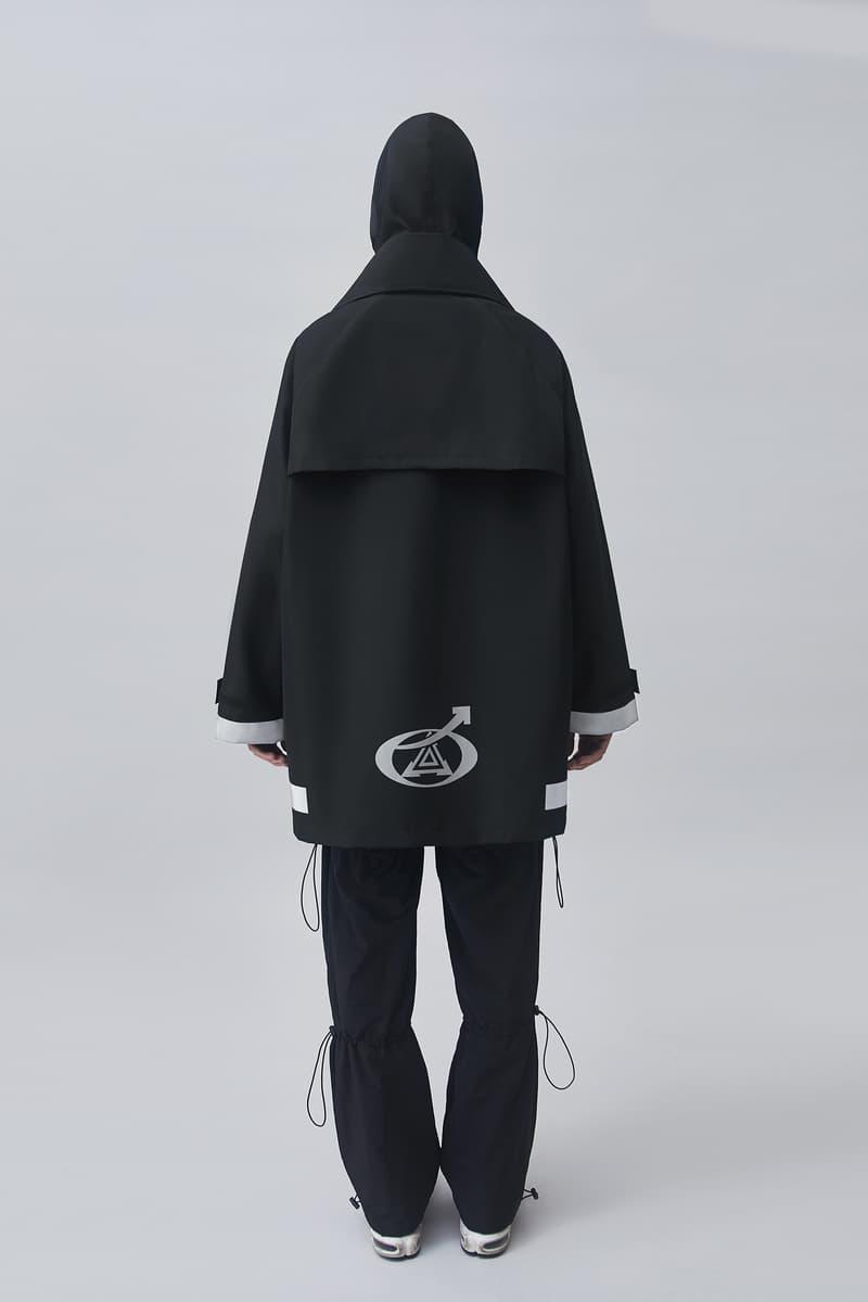 젠틀몬스터 x 샌더 주 'GMXZ 코트'