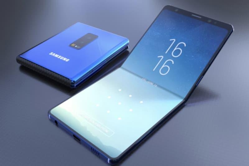 삼성 2019년 폴더블 스마트폰 출시 루머