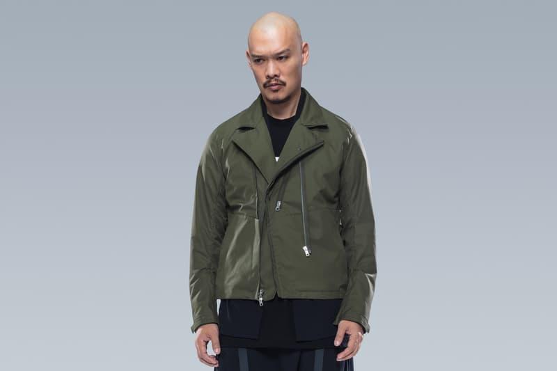 아크로님 2018 FW J68-S 테크니컬 라이더 재킷