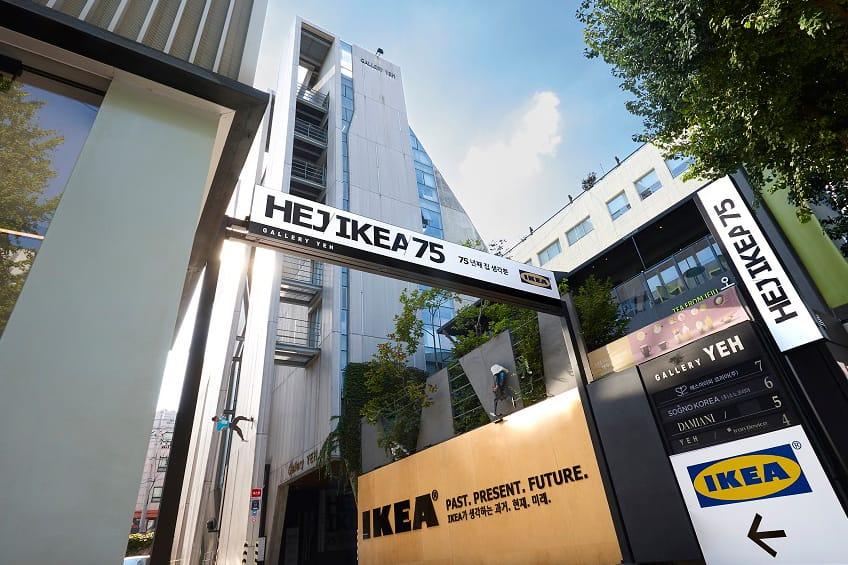 이케아 코리아 3호점, 웹 숍 & 도심형 센터 정보