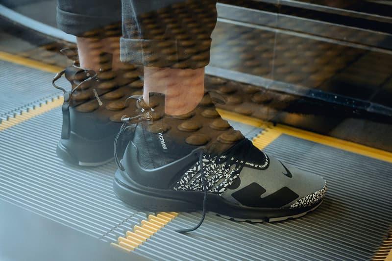 2018년 9월 셋째 주 발매 목록 - 신발 & 액세서리