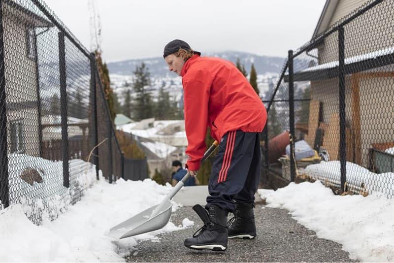 아디다스 스노보딩 2018 가을, 겨울 컬렉션 스키복 스노보드복 보드복 추천 스키장 훈남 되는 법