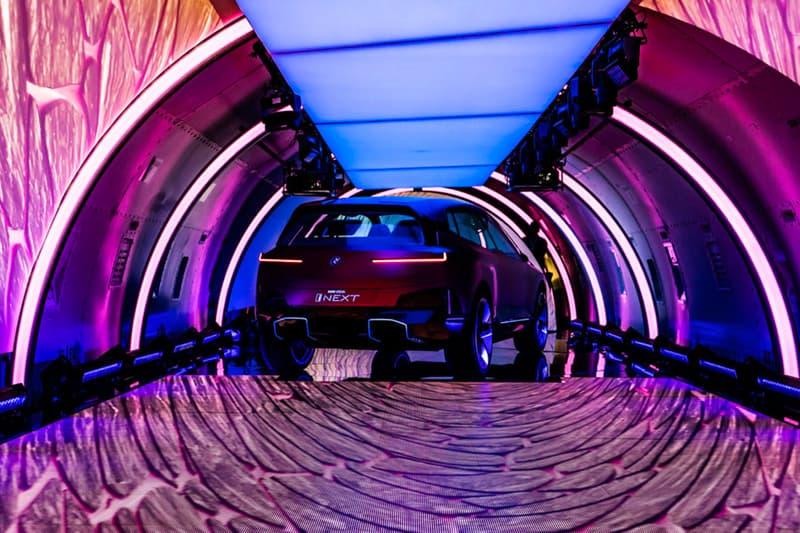 BMW 새 자율주행 전기자동차 비전 iNext 첫 이미지 공개