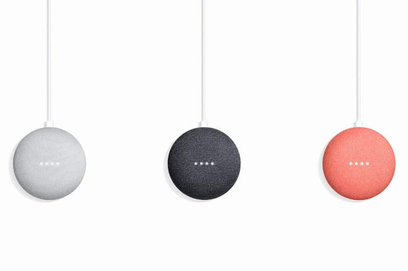 구글 홈 & 홈 미니 AI 스피커 한국 발매 2018