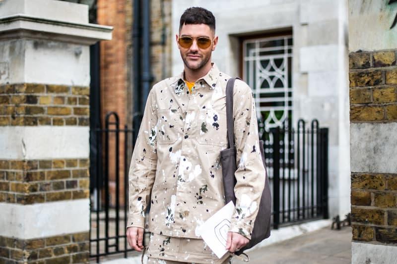#Streetsnaps: 2019 봄, 여름 런던 패션위크 스트릿 패션 스트릿 스냅 스트릿 스타일