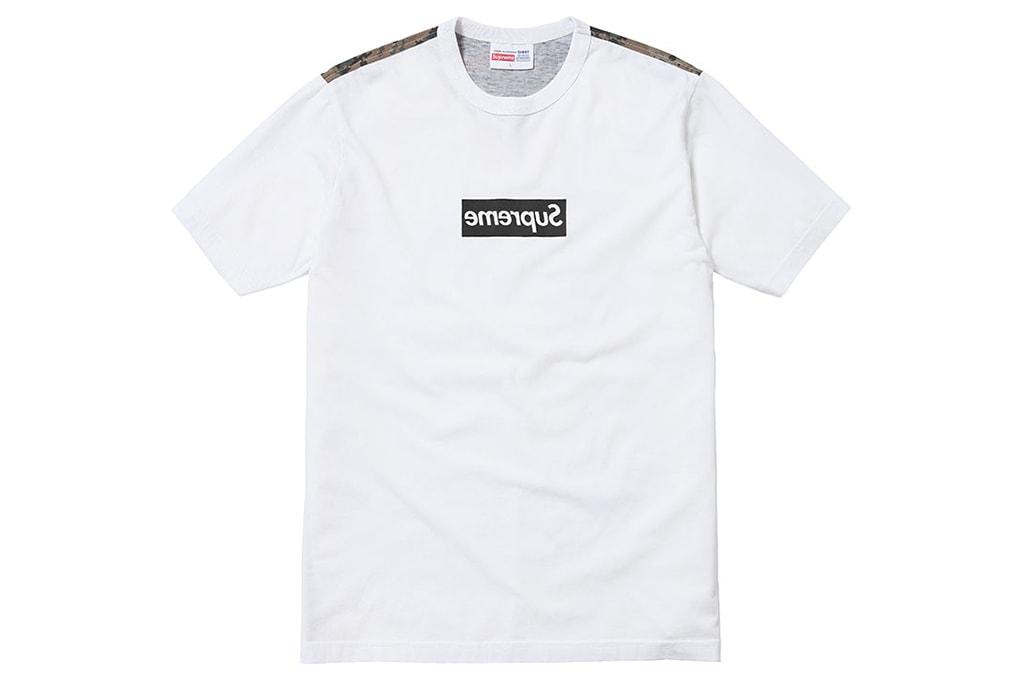 2012 ~ 2018 슈프림 x 꼼데가르송 셔츠 역대 최고의 협업은?