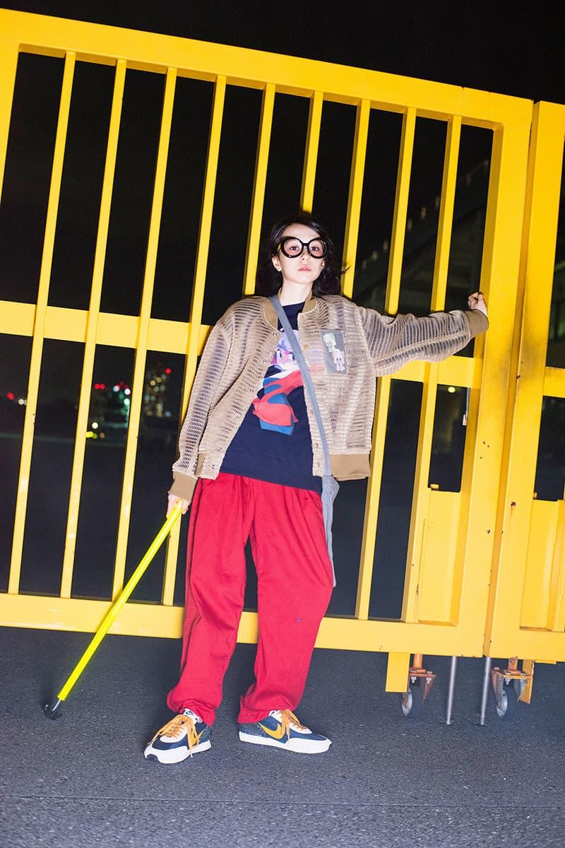 언더커버 2019 봄, 여름 컬렉션 룩북 & 파리 패션위크 쇼룸 사진