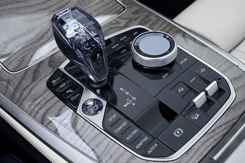 BMW의 새 대형 플래그십 SUV, X7 공개