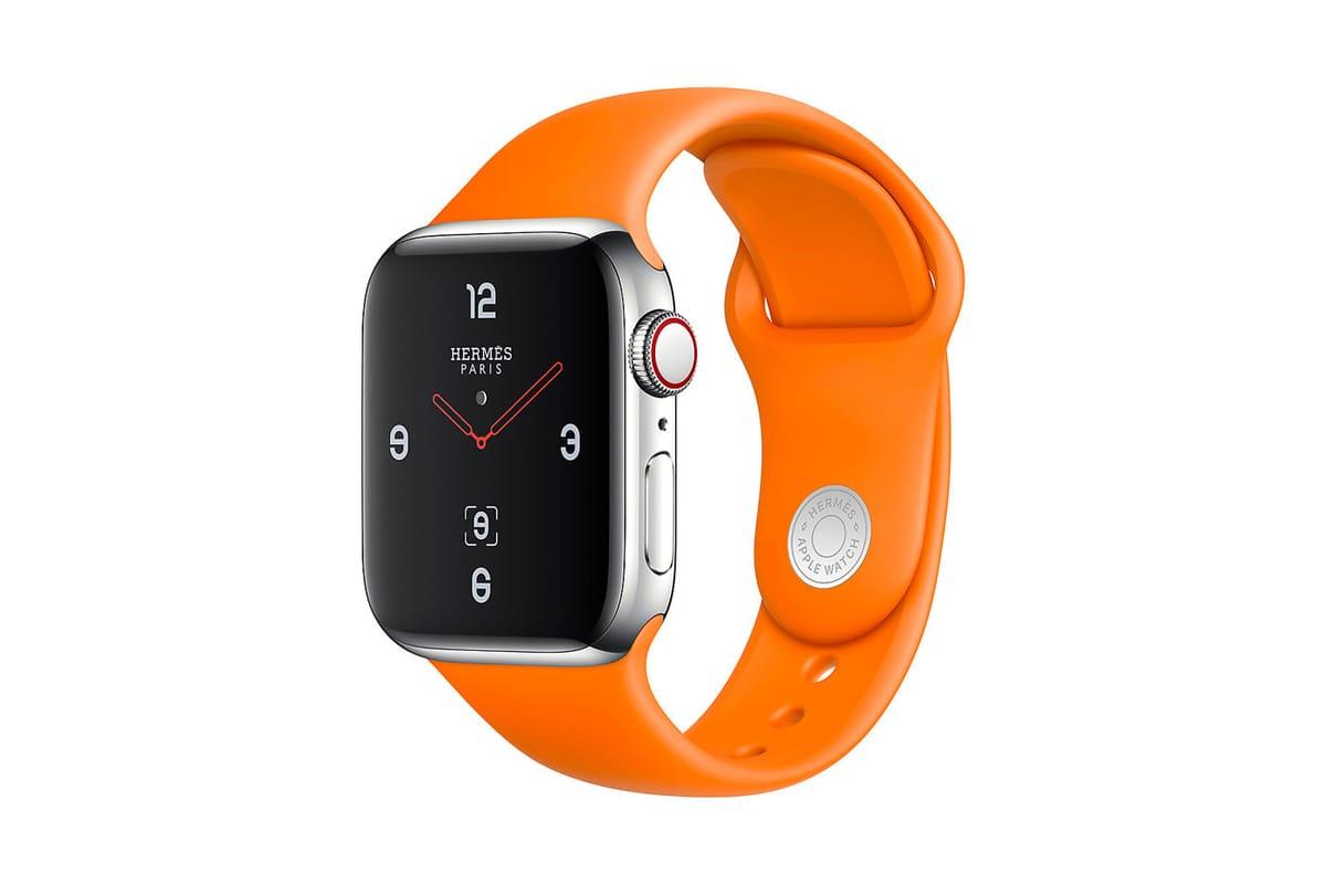 에르메스 x 애플 워치 4세대 추가 스트랩 & 가격