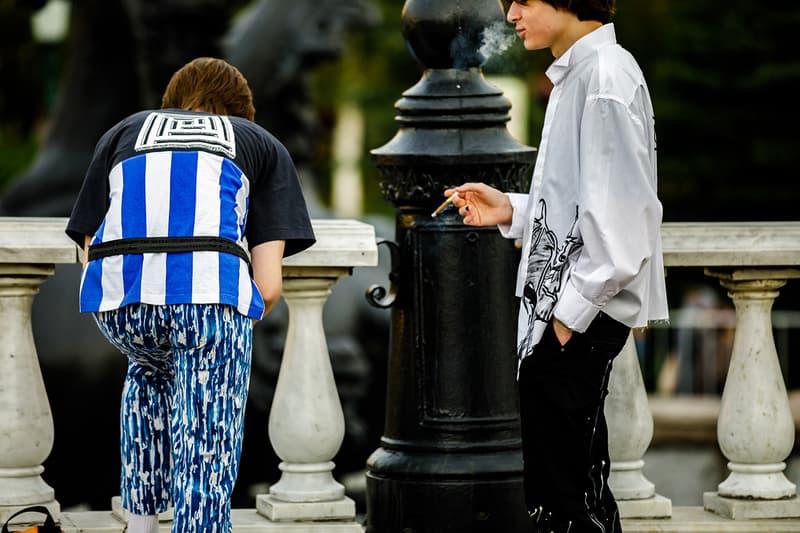 #Streetsnaps: 2019 봄, 여름 모스크바 패션위크