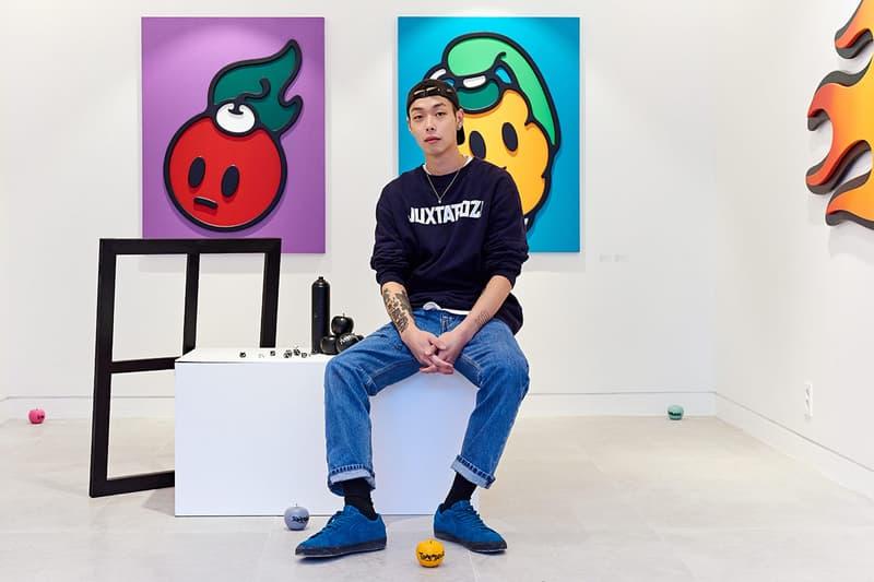 샘바이펜 <모노폴리> 전시 인터뷰 - 가짜 예술을 하는 진짜 예술가 2018