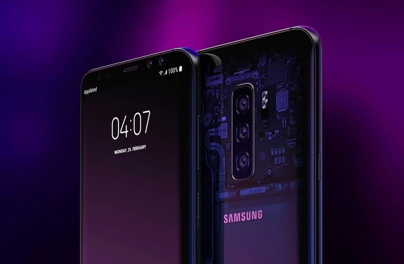 갤럭시 S10 5G, 초음파 지문인식 등 스펙 루머 2018