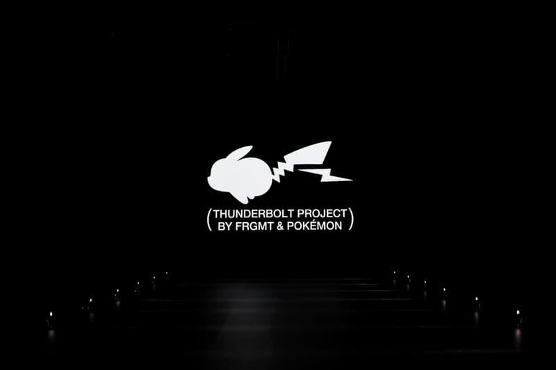 '썬더볼트 프로젝트 BY 프라그먼트 & 포켓몬' 더 콘비니 팝업 일정