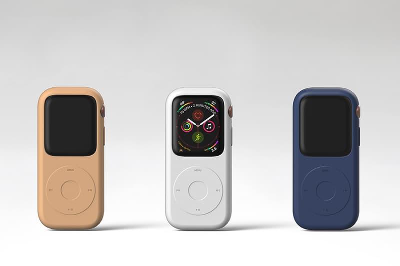 애플 워치 4 아이팟 케이스 조이스 강 강연주 디자이너 애플워치