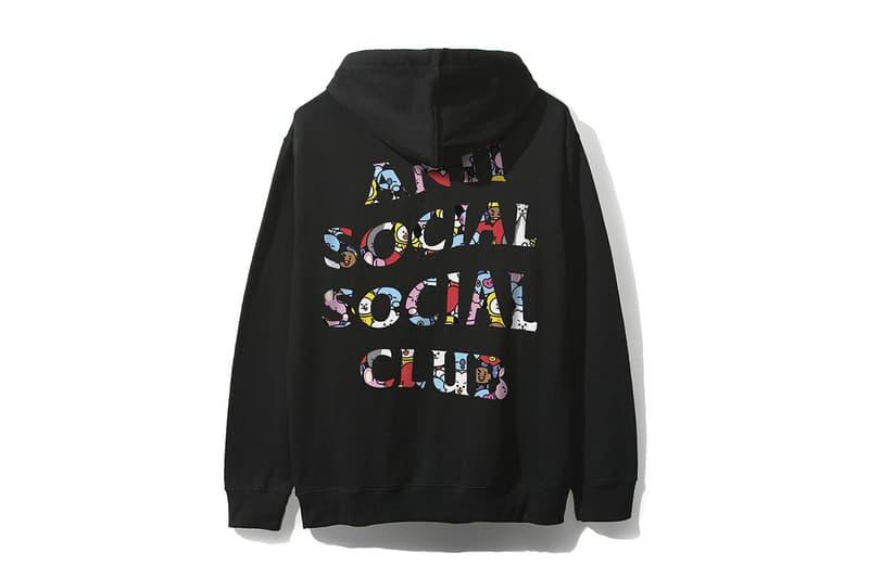 BT21 x 안티 소셜 소셜 클럽 선공개 제품군 2018