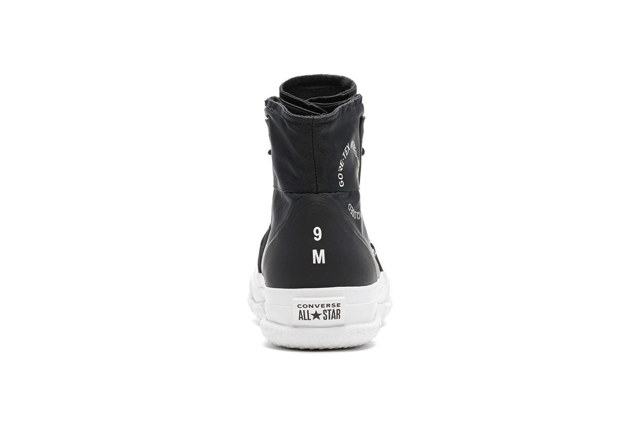 컨버스 '마운틴 클럽' 컬렉션 론칭 converse mountain club launch MC18