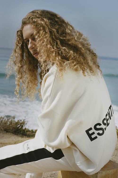 편안함에 포커스를 맞춘 옷장 필수템 피어 오브 갓 에센셜 라인 캘리포니아 윈터 2019 컬렉션
