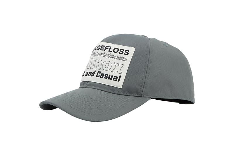 헤리티지플로스 x 헬리녹스 협업 컬렉션 heritagefloss helinox