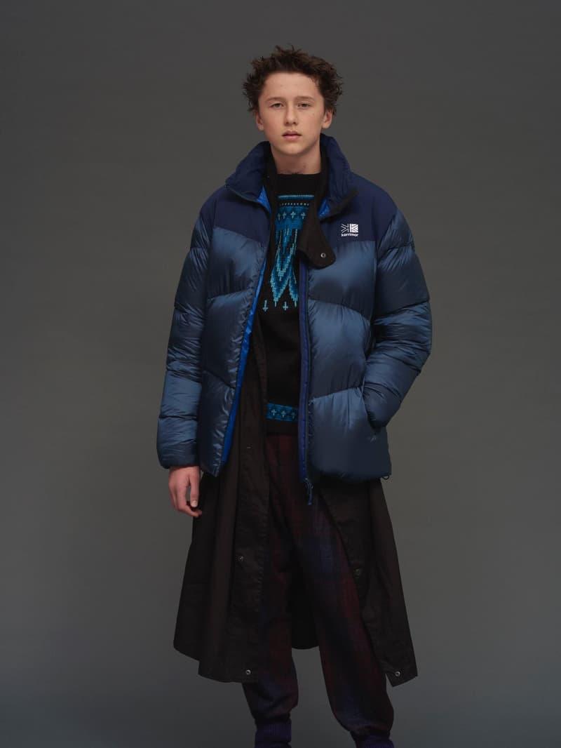 카리모어 2018 겨울 컬렉션 룩북