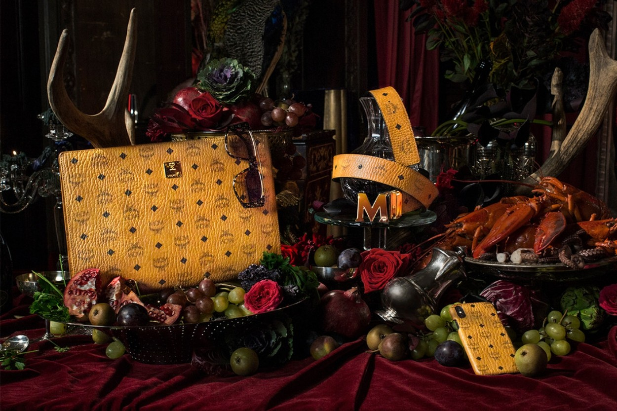 MCM 홀리데이 컬렉션 2018 mcm-feast-for-your-eyes-2018-campaign