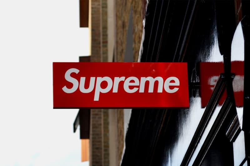 lyst 선정 세계에서 가장 영향력 있는 로고 1위는 슈프림