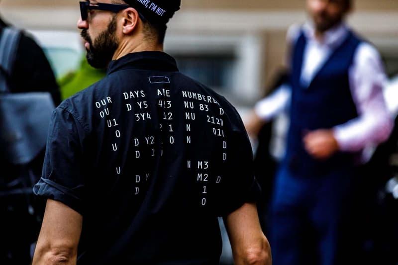 #Streetsnaps 2019 봄 여름 트빌리시 패션위크 2018