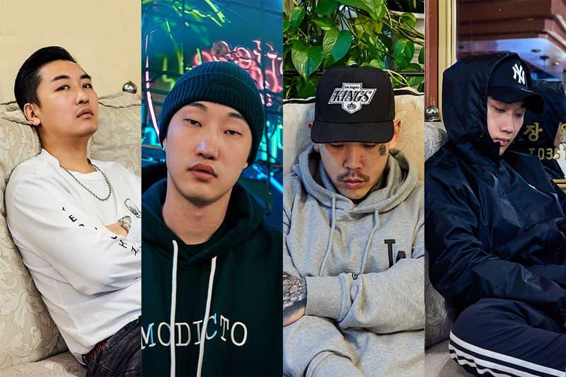 팀 119 인터뷰 – 차붐, 로스, EK, 김효은