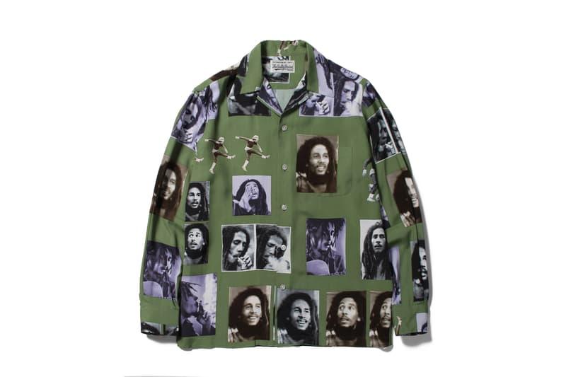 와코 마리아, 밥 말리의 생전을 기리는 프린트 컬렉션  출시