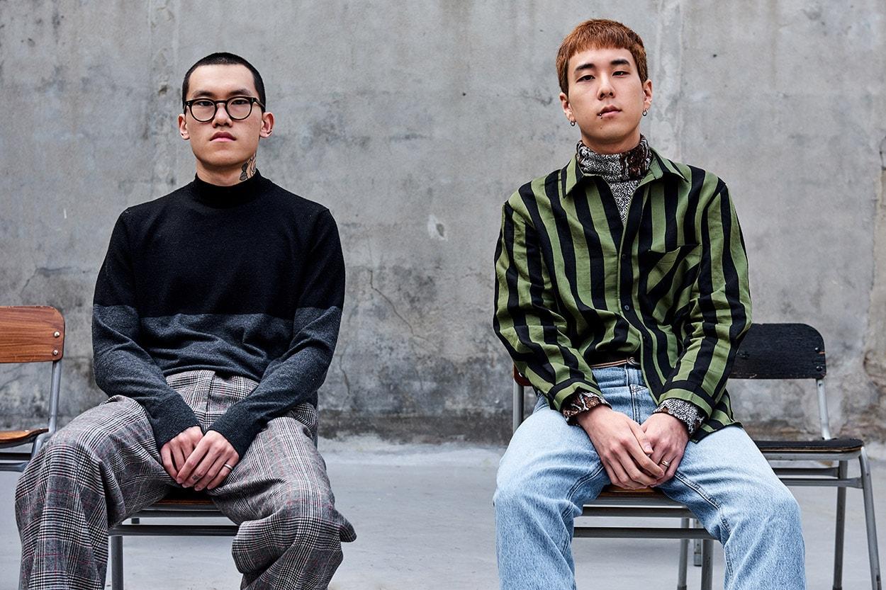 XXX <랭귀지> 인터뷰 - 김심야와 프랭크만의 언어 2018