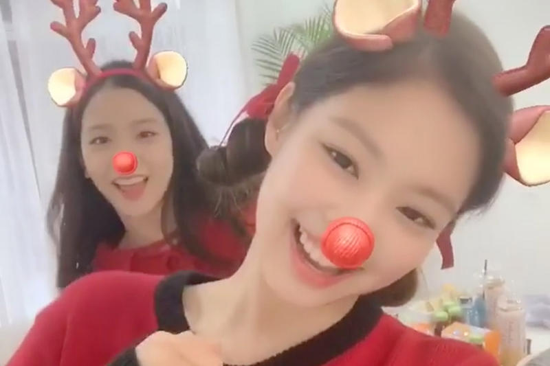 스타들이 크리스마스를 보내는 법 2018