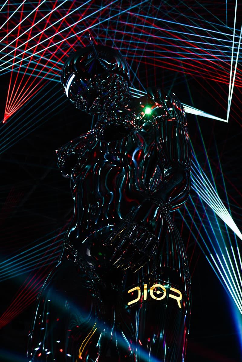디올 옴므 2019 프리 폴 컬렉션 & 백스테이지 제품 상세컷 이미지 소라야마 하지메 킴 존스