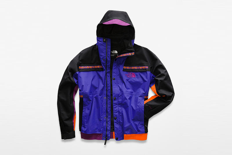 노스페이스 '1992 레이지' 컬렉션 2018 스키 복고
