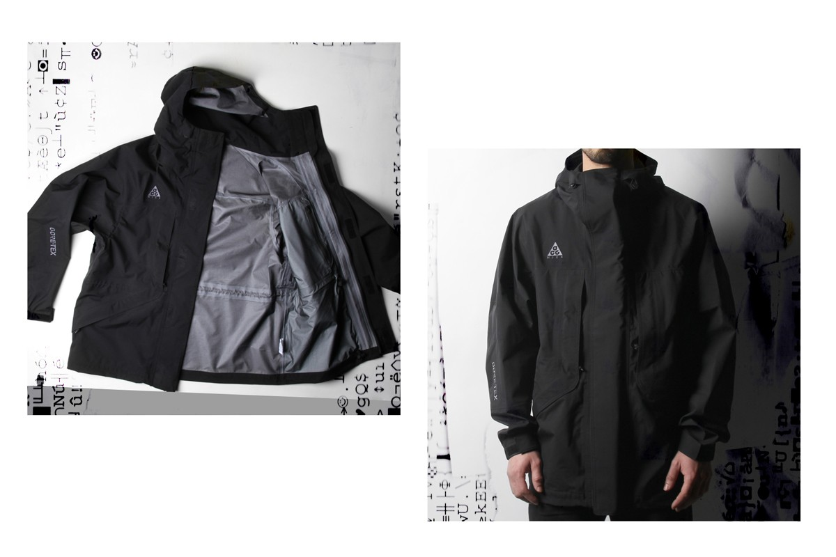 1990년대 색채를 부활시킨 나이키 ACG 2019 봄 컬렉션 스니커 의류 고어텍스 재킷