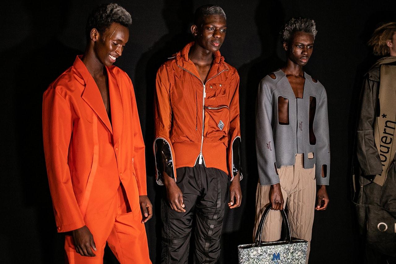2019 가을, 겨울 런던 남성 패션위크 베스트 컬렉션 6