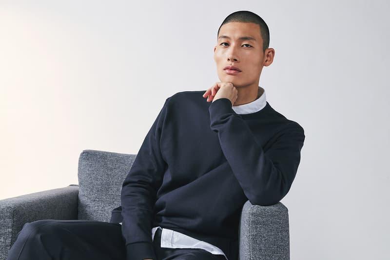 에이카 화이트 2019 봄, 여름 1차 발매 제품군 룩북