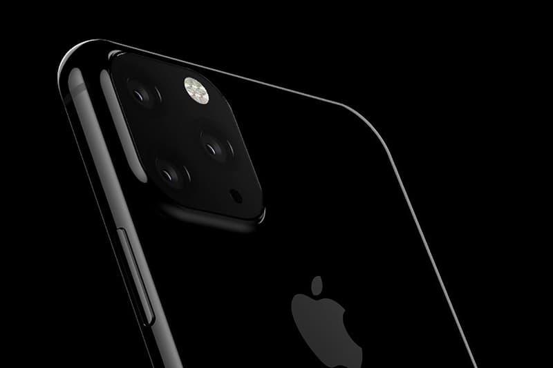 후면 카메라가 3대? 애플 아이폰 XI 추정 이미지 유출