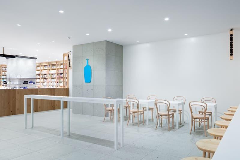 블루보틀 커피 카페 성수동에 이어 삼청동에 2호점 오픈