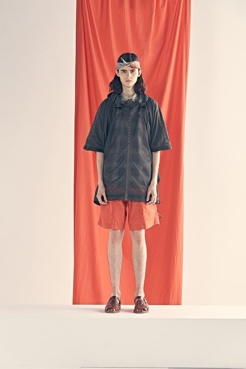 이스트로그 2019 봄 여름 컬렉션 룩북