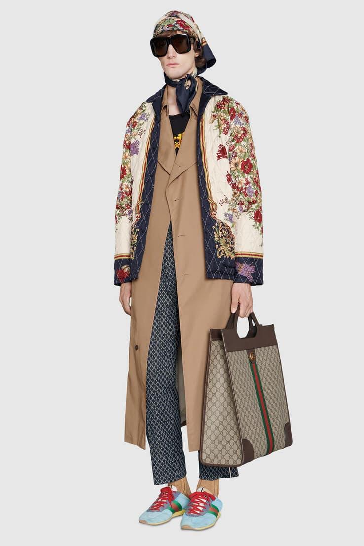 구찌 2019 크루즈 컬렉션 '구찌 고딕' 일부 아이템 판매 개시