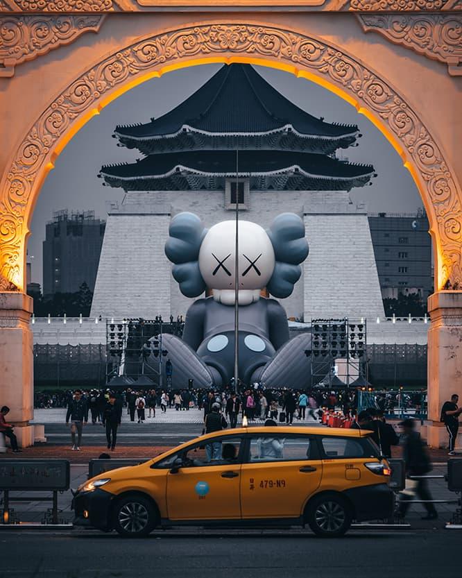 카우스: 홀리데이 프로젝트 컴패니언, 대만 설치 & 굿즈 정보 2019